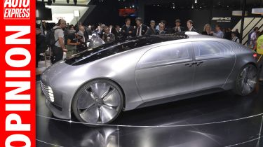 """""""你未来的车可能就像一个管家,而且比你想象的更快"""""""""""