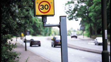 英国最繁忙的速度相机在2013年制作了189,000英镑