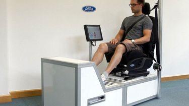 福特推出了检测心脏病发作的汽车座椅