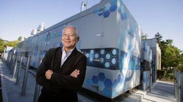 丰田的氢气燃料电池技术获得早期郊游