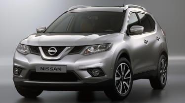 New Nissan X-Trail在销售时从22,995英镑起