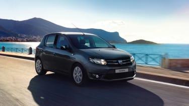 Dacia Sandero Midnight Edition推出