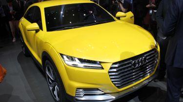 2014年北京电机展的最佳汽车