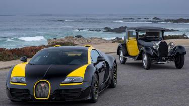 Bugatti生产另一个威龙特别版