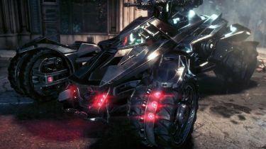 蝙蝠侠的新蝙蝠车揭示了
