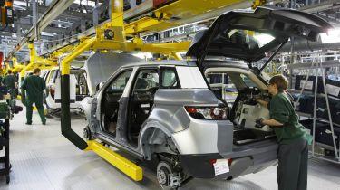 自2010年以来,英国汽车出口达到五百万