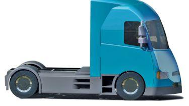 欧盟法律创造世界上最安全的卡车
