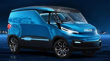 未来的范:Iveco视觉概念透露