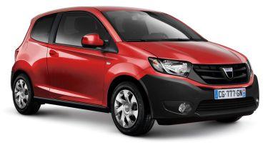 Dacia规划5,000英镑的城市汽车
