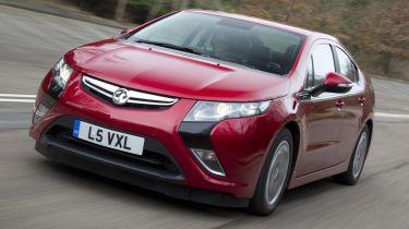 Vauxhall承诺Ampera-Adjector EV和Sub-Adam City Car