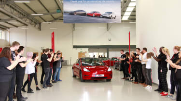 特斯拉模型III可以产生SUV和庄园