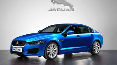 新的Jaguar XE:独家图片和细节