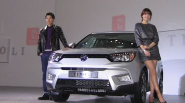 Ssangyong计划坚固耐用铃木吉米尼竞争对手