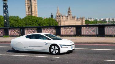 大众汽车XL1在英国售价99,000英镑