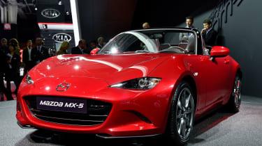 Mazda MX-5 2015:你需要知道的一切