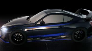 Cosworth Power Wood for Toyota GT86和Subaru BRZ