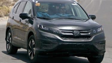 本田CR-V Facelift Spelift