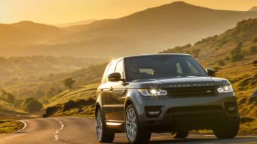 Range Rover和Range Rover Sport 2015更新透露