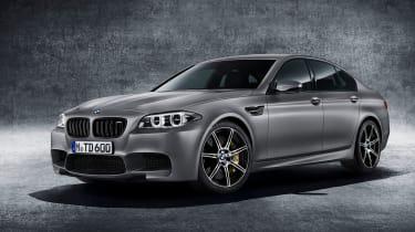 BMW M5 30周年纪念版透露592BHP