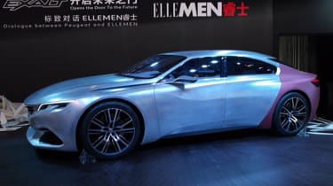 Peugeot Eutalt概念暗示品牌未来造型方向