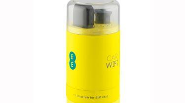 EE推出秃鹰 - 一款超快捷的WiFi设备