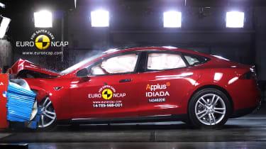 最新欧洲NCAP结果称为Tesla,BMW,斯柯达和日产