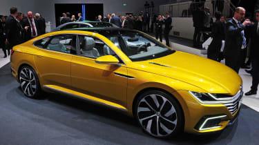 Volkswagen Sport Coupe GTE概念:来自日内瓦的全部详细信息