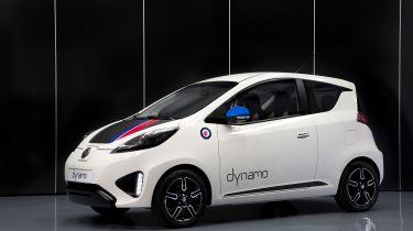 Mg Dynamo电动车透露