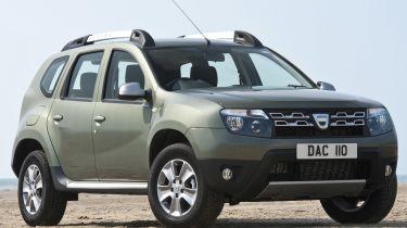 Dacia击中了欧洲的三百万销售额