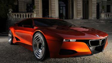 宝马M会喜欢一个独立的超级跑车
