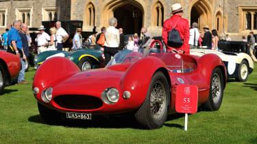 玛莎拉蒂100年:品牌最漂亮的汽车
