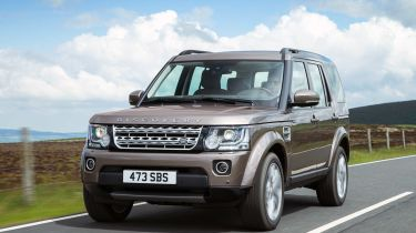 Land Rover Discovery Gets 2015刷新