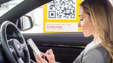 使用shell和paypal的新应用程序在手机上支付燃料