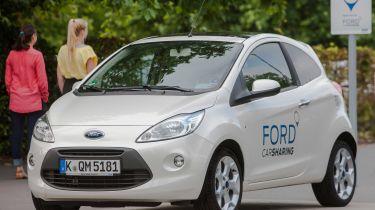 CES 2015:福特对城市驾驶麻烦的解决方案