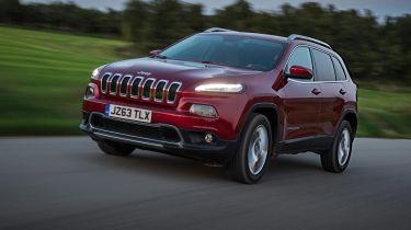 Jeep Cherokee 2014年价格和规格透露