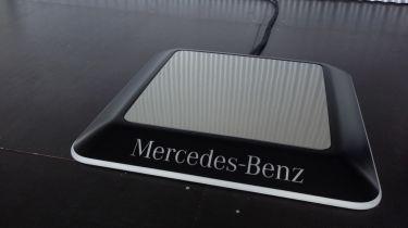梅赛德斯将在2016年提供无线充电