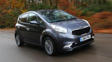 新的Kia Venga MPV透露,价格从11,995英镑