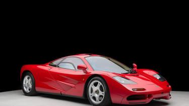 英国买家在迈凯轮F1上溅出6.2万英镑