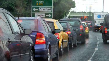 英国的十大最糟糕的道路展示