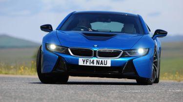 BMW i8等候名单超过一年