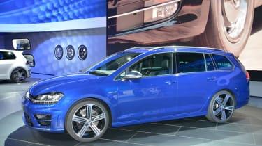 VW高尔夫河村发现:全部详细信息和发布日期