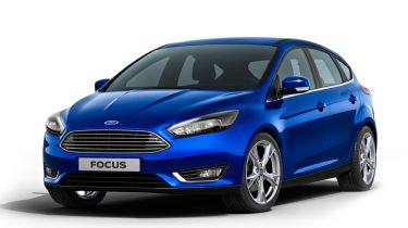 Fackifted Ford Focus保留£14K起价