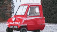 小车,巨大的pricetag:Peel P50拍卖每120万英镑