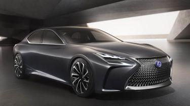 """雷克萨斯在2020年推出""""高产量""""氢气豪华车"""