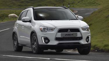 Mitsubishi ASX系列更新了新的1.6柴油