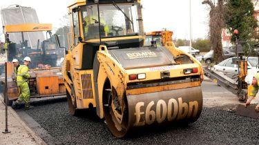 汽车制造商希望纳税人支付600亿英镑的生态道路法案