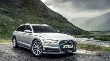 Audi A6 Allroad Quattro Sport加入范围