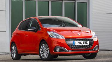 Peugeot 208现在提供79g / km二氧化碳