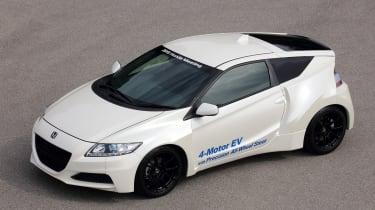 本田计划全电动跑车