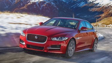 Jaguar XE作为2016年更新的一部分获得全轮驱动器